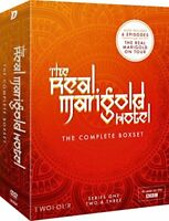 The Real Marigold Hotel - Complete Series One, Two and Three (6-disc set) [DVD]