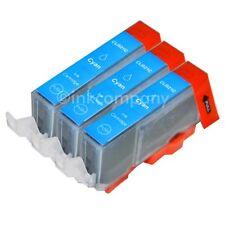 3 Tintenpatronen CANON CLI-521 MP 540 MP550 cyan IP3600 IP 4600 IP4700 NEU