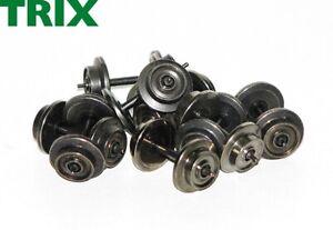 Trix Express H0 E33359805-S DC-Gleichstrom Radsatz Nadellager (10 Stück) - NEU