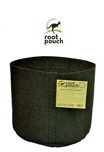 Root Pouch noir (18L) Géotextile Smart grow Pot déco jardin