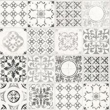 Rollos de papel pintado Grandeco color principal gris