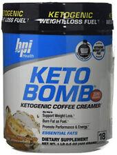 BPI Sports Keto bomba ketogenic pérdida de peso Crema Para Café Y Té 18 porciones
