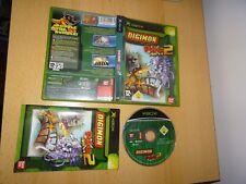 Digimon Rumble Arena 2 - Microsoft XBOX  PAL VERSION