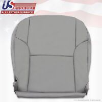 Fits 2003 - 2009 Toyota 4Runner Driver Bottom Leather Seat Cover Color Gray