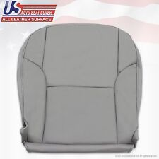 2003 - 2009  Toyota 4Runner Limited Driver Bottom Leather Seat Cover Color Gray