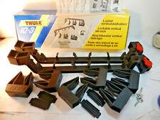 VTG NEW Thule System 10-3 Lockable Vertical Ski Rack 1050-10-3 with Keys Sweden