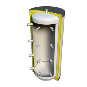 Pufferspeicher SPI 3000 L Vließ-Isolierung Isolierung Dämmung Vließ