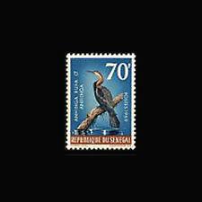 Senegal, Sc #305, MNH, 1968, Bird, African Anhinda, 10AHI
