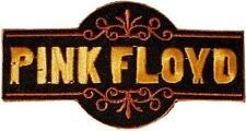 Pink Floyd Logo Patch 3.5x2 Grateful Dead Rock n Roll Hippie Gypsy*