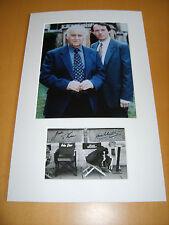 Inspector Morse Genuine signed authentic autographs UACC / AFTAL