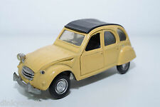 POLISTIL S-26 S 26 S26 CITROEN 2CV 2 CV YELLOW EXCELLENT CONDITION