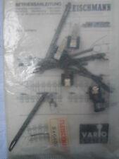 Fleischmann H0 Schaltschiene 6402, 5 Stück,NEU,OVP,nicht geöffnet, Vario System