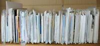 s1614) China Postal Stationery unused ca 830 ungebrauche Ganzsachen inkl Blumen