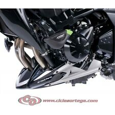 Suzuki GSR750 todos los años negro brillante VIENTRE PAN Spoiler Inferior Carenado 200000B