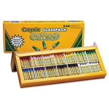 Crayola Oil Pastels 12-Color Set Assorted 336/Pack 524629