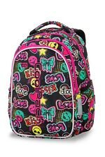 Luminous Backpack School College Travel Bags for Girls Boys Teenage - Waterproof