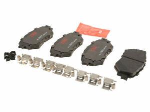 For 2015-2018 Mazda 3 Sport Brake Pad Set Front TRW 91465TV 2016 2017 Ceramic