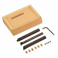 Proxxon 24555 Cutter Set with Tungsten Inserts 230/E and PD 400, Black