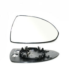 Right Side Wing Door Mirror Glass Heated Base For Opel Vauxhall Corsa D 2006-