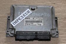 Original Fiat Motorsteuergerät ECU 1351217080  0281010489