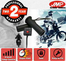 JMP 5-Stage Heated Grips- Aprilia MX 125 Supermoto - 2005 - 05 55 reg