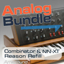 NORD LEAD 2 + MINI CLASSIC REASON REFILL NNXT & COMBINATOR