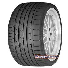 KIT 2 PZ PNEUMATICI GOMME CONTINENTAL CONTISPORTCONTACT 5P XL T0 SIL 245/35ZR21