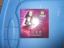 Zumba Fitness Rush DVD workout