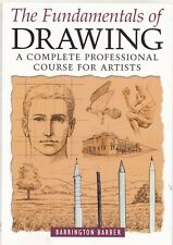 Learn To Draw: The Fundamentals of Drawing by Barrington Barber Paperback Book