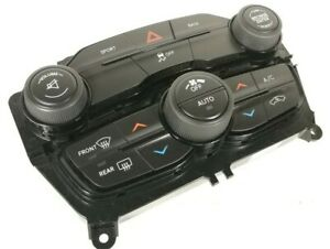 DODGE CHALLENGER 2015-18 A/C HEATER TEMPERATURE CLIMATE CONTROL P 68184926AB LHD