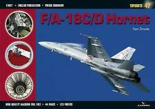 F/A-18 C/D HORNET da Tom ZMUDA (libro in brossura, 2009)