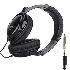 Andoer Takstar HD 2000 Wired Stereo Dynamic Monitor Headphone Headset for Guitar