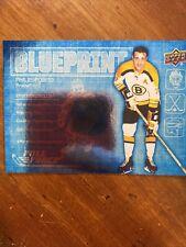 15-16 UD Full Force Hockey Retro Blue Print BP-PE Phil Esposito
