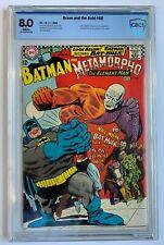 BRAVE AND THE BOLD #68, DC Comics, CBCS 8.0 grade not CGC, Joker Riddler Penguin