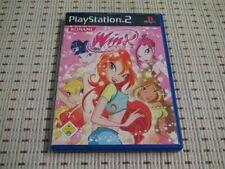 Winx Club für Playstation 2 PS2 PS 2 *OVP*