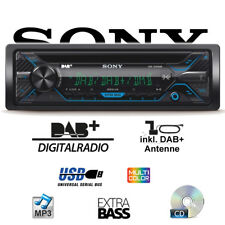 Sony CDX-3201DAB - DAB+ CD MP3 USB Autoradio Radio DAB Antenne Auto Digitalradio