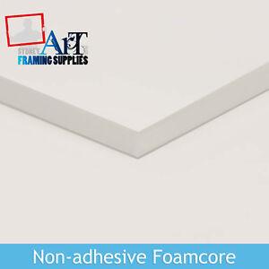 "70 x 11""x14"" 5mm thick White Non-adhesive Foamcore"
