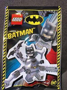 Lego Batman With Octo-Arms Mini Figure Poly Bag Item No. 212010.
