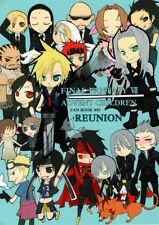 Final Fantasy 7 Vii English Translated Gag Doujinshi Comic Kadaj Cloud Reunion