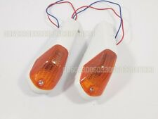 Turn Signal Light for Yamaha TZR250 1KT 87-88 FZR400 1WG EXUP 86 87 88 WH#33
