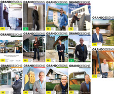 Grand Designs Series COMPLETE COLLECTION Season 1 - 14 : NEW DVD