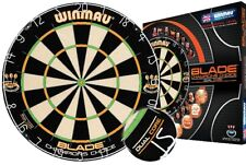 Dartboard Dartscheibe Winmau Blade Champions Choice - Dual Core Trainingsboard