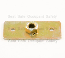 "Child Restraint Anchorage Plate 25x60mm with 5/16""UNC Nut"