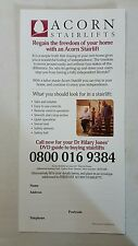oap disabled aid mobility  scooter wheelchair  Stair lift leaflet