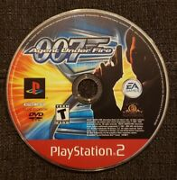007 AGENT UNDER FIRE GREATEST HITS - PS2 - DISC ONLY -