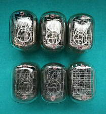 IN-12 (A/B)   6PCS TESTED USED NIXIE TUBES CLOCK