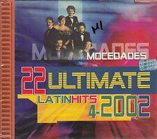 Mocedades 22 Ultimate Latin Hits 4-2002 CD New Nuevo Sealed