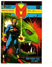 Miracleman # 6 NM Eclipse Comics Comic Book Alan Moore Series Issue TD6
