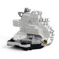 Door Lock Latch Actuator Mechanism Front Left LH For AUDI A4 B8 A5 A6 C7 Q5 Q7