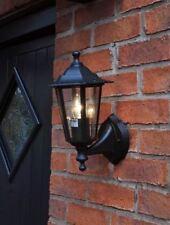 New Victorian Style Outdoor Electric Black Wall lamp Garden Door Light Lantern
